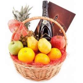 Корзина фруктов №2