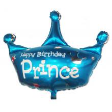 """Фольгированная корона """"Принц"""""""