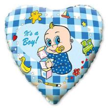 Сердце ''It's a Boy''