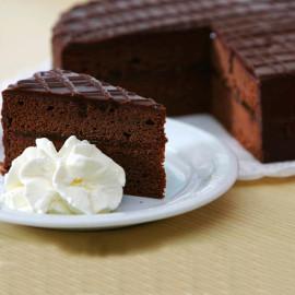 Торт шоколадный 450 г