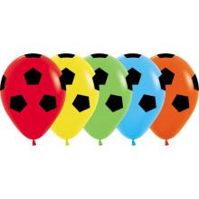 Ø 30 см шар ''Футбольный мяч''