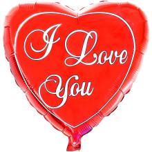 Сердце ''I Love You''
