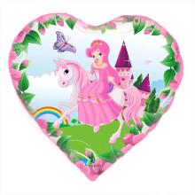 Сердце ''Принцесса на лошади''
