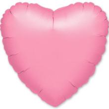 Сердце Металлик Lavender