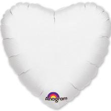 Сердце Пастель White