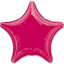 Звезда Металлик Burgundy