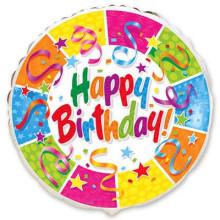 Круг ''Happy Birthday''