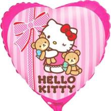 Сердце ''Hello Kitty лучшие друзья''