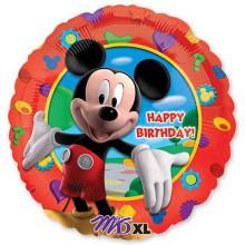 Круг ''Happy Birthday'' (Маус)