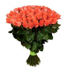 101 коралловая роза