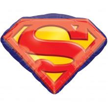 """Фольгированная фигура """"Супермен, эмблема"""""""