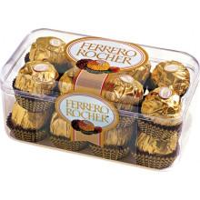 Конфеты ''Ferrero Rocher'' (Сундучок, 200 грамм)