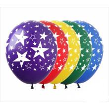 Ø 30 см шар ''Звёзды''