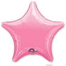 Звезда Металлик Pink